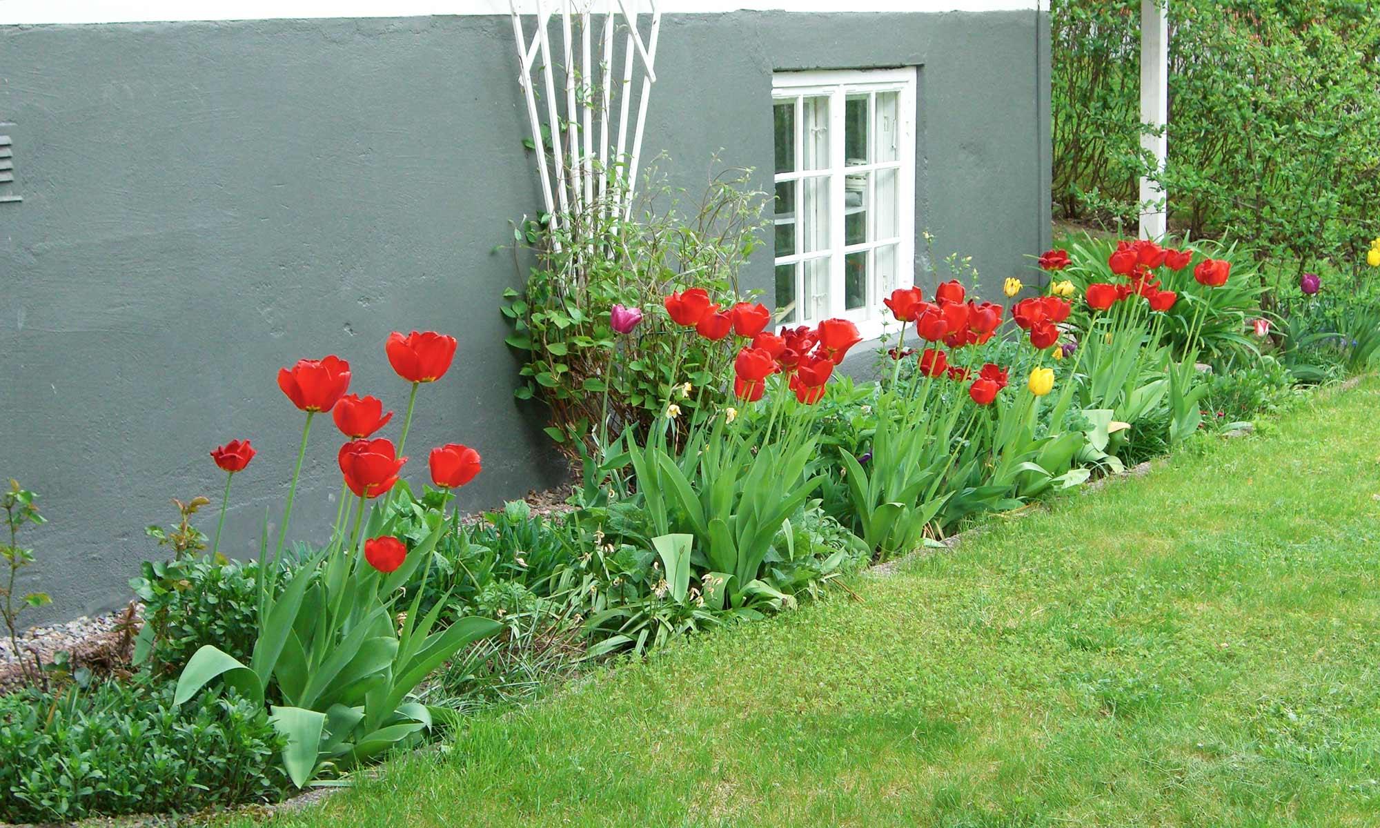 Trädgårdskrister finns för din trädgård.